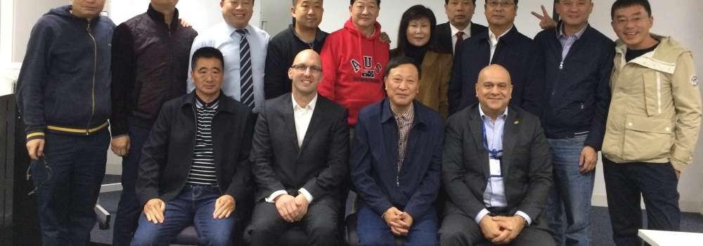 CIE China Visit